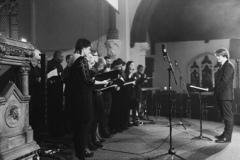 Hackney Church Choir singing at the Carol Celebration, Christmas 2019