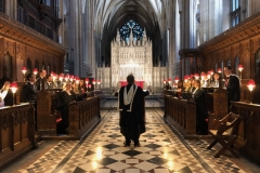The Beaufort Chorale at Bristol Cathedral 2018